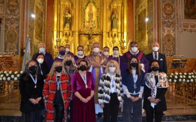Una emotiva eucaristía conmemoró el 125º aniversario de la asociación de María Auxiliadora de Utrera