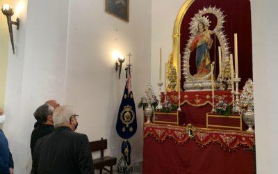El Nuncio ante María Auxiliadora de la Alhambra
