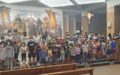 La ADMA Primaria retoma desde el Colle Don Bosco: presentan el camino anual de formación