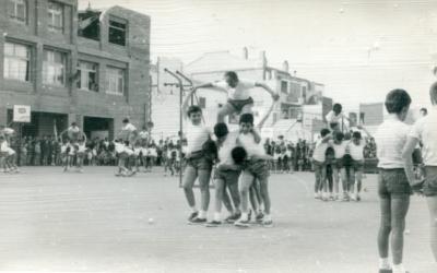 Imatge de la nostra història: Salesians Badalona