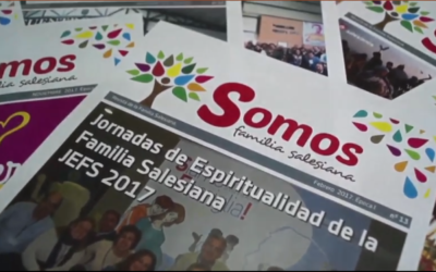 VÍDEO: Nueva sección 'Familia Salesiana'