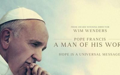 La paraula es va fer cinema: El Papa Francesc, un home de paraula