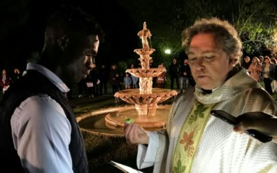 El bautismo de Soumi