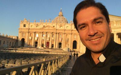 Coneixent Bryan Arriola Reyes, redemptorista