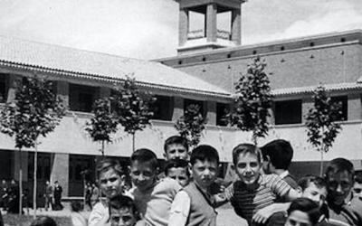 Los orígenes del Colegio Salesianos Laviaga-Castillo