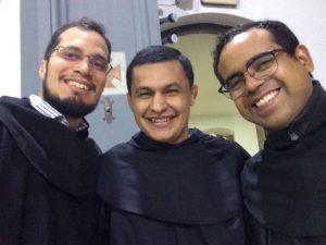 Conociendo a Rafael Ferreira dos Santo, agustino recoleto.