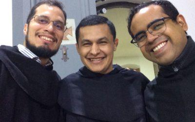 Coneixent Rafael Ferreira dos Santo, agustí recol·lecte.