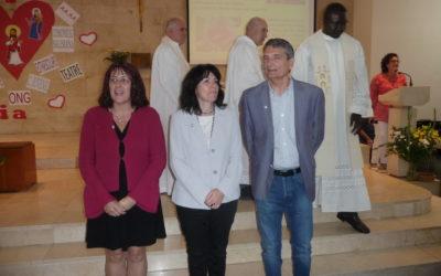 Inicio de curso de los salesianos cooperadores y promesas en Badalona