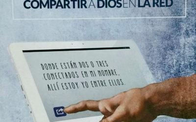 Reseña: Compartir a Dios en la red