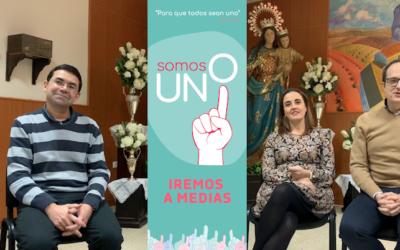 Iremos a medias: Ildefonso Casas, Auxiliadora y Carlos
