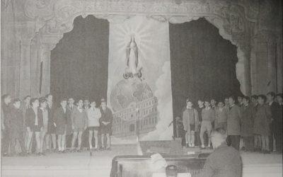 Salesianos San Juan Bosco Valencia reestrena su teatro con 75 años de historia