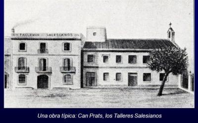 """Can Prats, semilla de las futuras """"Escuelas Profesionales Salesianas"""""""