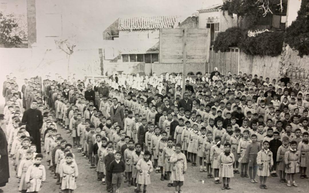 Alcoy San Vicente Ferrer siempre al servicio de la juventud