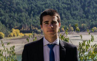 La voz de los jóvenes: Pablo Baltasar