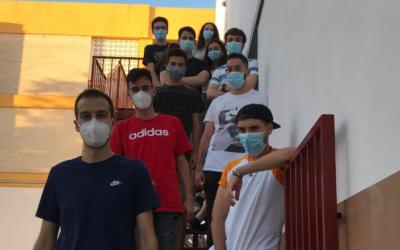Testimoniatge de Josemi Pérez, sdb: El meu dia a dia com a salesià a la casa de Triana és apassionant