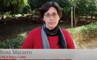 En Confiança: Rosa Macarro de l´ongd Bosco Global