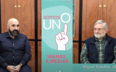 Iremos a medias: Miguel Gambín y Joaquín Sansano
