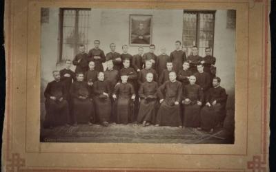 Membres del Primer Capítol Inspectorial Espanyol