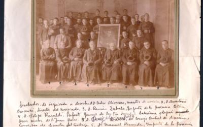 La Imatge històrica: Els primers salesians a Espanya