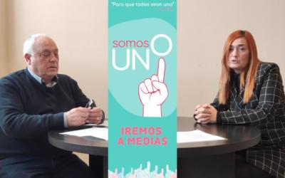 Iremos a medias: Eduardo Arduña y Lidia Borniquel