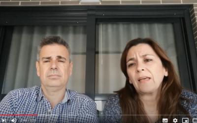Coneixent la María Ángeles Delgado i el Luis Miguel Losa