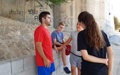 La voz de los jóvenes: Francisco Villar