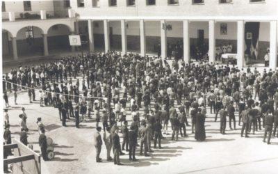 La imatge històrica de Morón de la Frontera