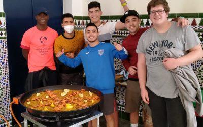 Els joves de la Casa Bartolomé Blanco participen en la Trobada Vocacional i en un recés comunitari