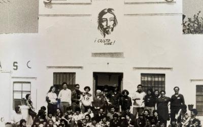 La imatge històrica: Els salesians, una alenada d'aire fresc per als xiquets de La Línea de la Concepción
