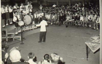 La imatge històrica: Salesians La Cuesta (Tenerife)