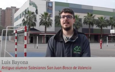 En Confianza: Luis Bayona, antiguo alumno de Salesianos San Juan Bosco de Valencia
