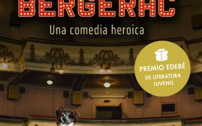Premio Edebé de Literatura Juvenil: El síndrome de Bergerac