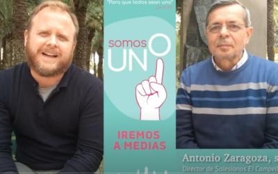 Iremos a medias de Antonio Zaragoza y Joaquín Sáez