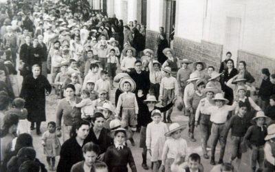 La imatge històrica de Salesians Montilla