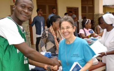 Conociendo a Sor Aurea Arcos, FMA misionera