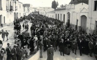 La imagen histórica La Palma del Condado