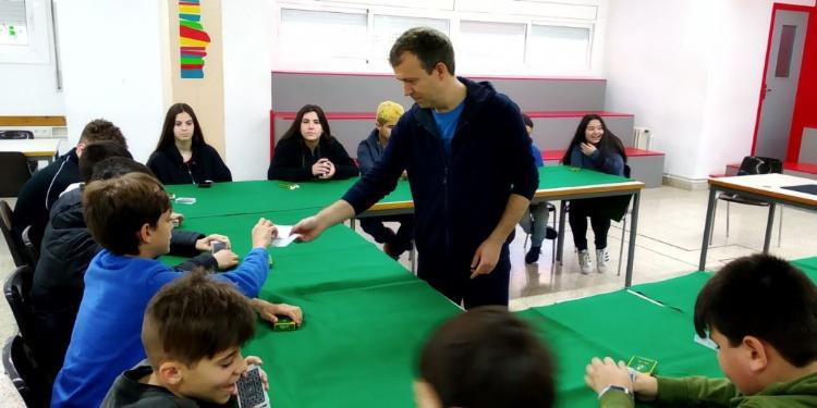 El proyecto «Creativo Abierto y Resiliente» llena de magia las aulas de Salesianos Sant Vicenç dels Horts
