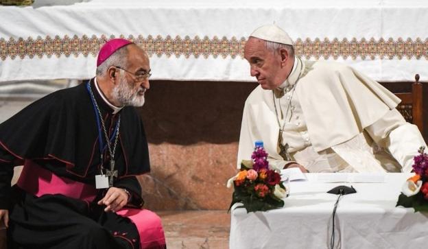 """Cristóbal López: """"La Iglesia de la que habla Francisco a mí me entusiasma, es mi Iglesia"""""""