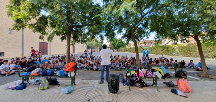 El voluntariado juvenil como motor de transformación social
