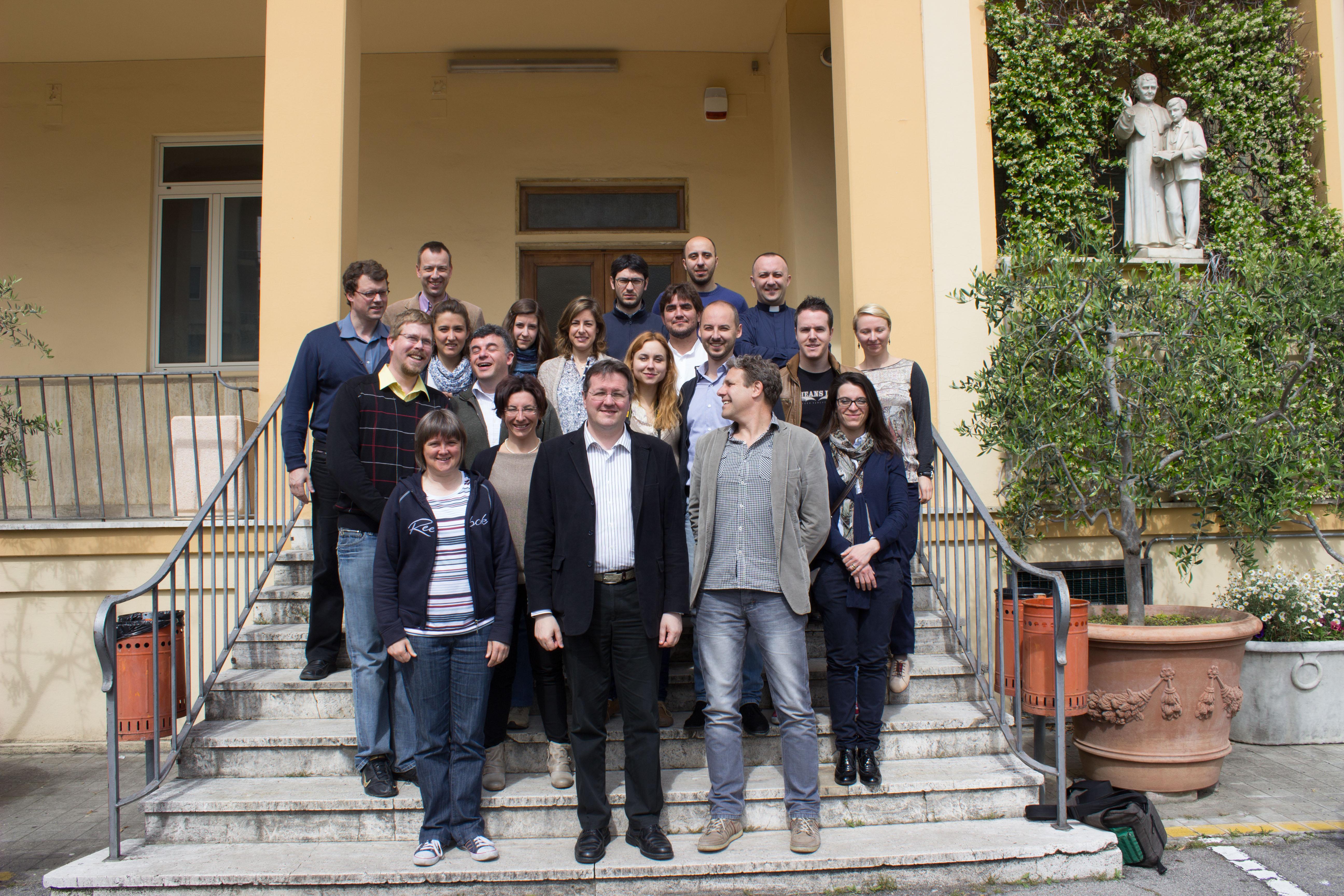 III Encuentro de Proyectos Europeos Escuela – Formación Profesional