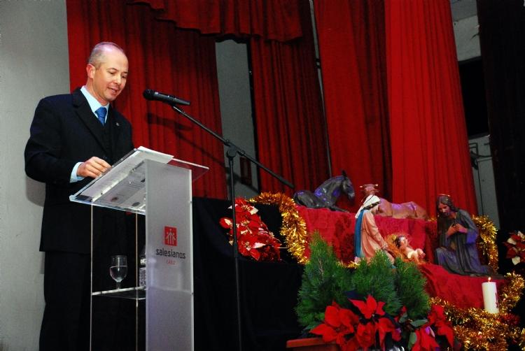 Salesianos Cádiz profundiza en el verdadero sentido de la Navidad