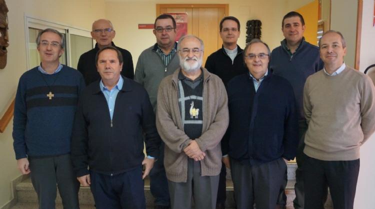 Celebrado el último Consejo de la Inspectoría Salesiana María Auxiliadora con Cristóbal López