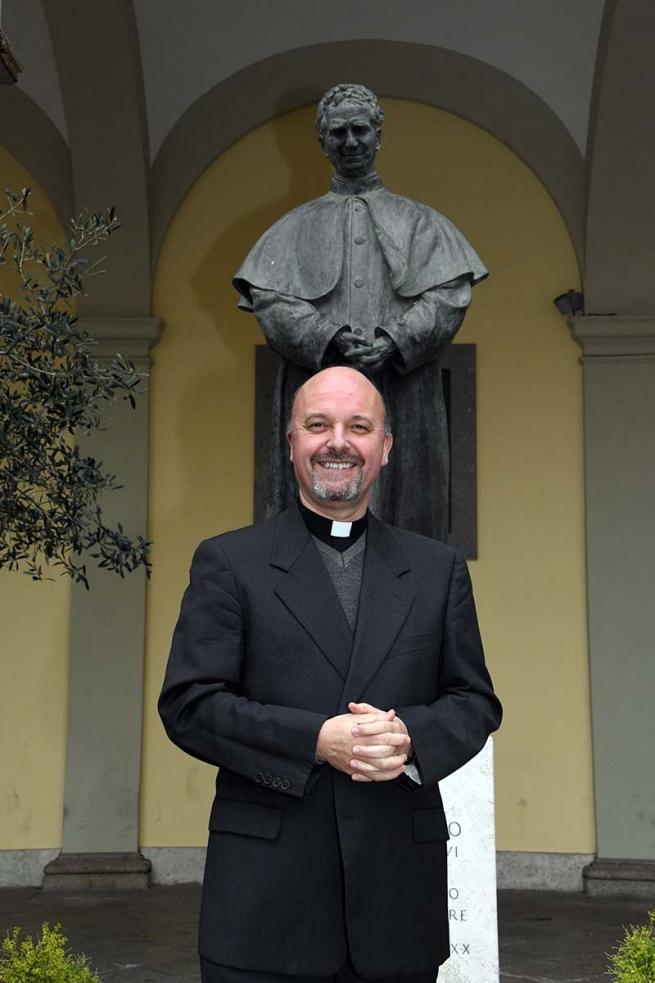Stefano Martoglio elegido Vicario del Rector Mayor