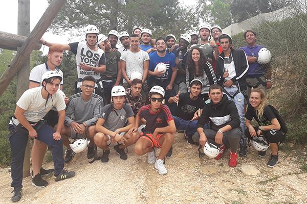 Don Bosco Wave, una oportunidad para crecer en la adversidad