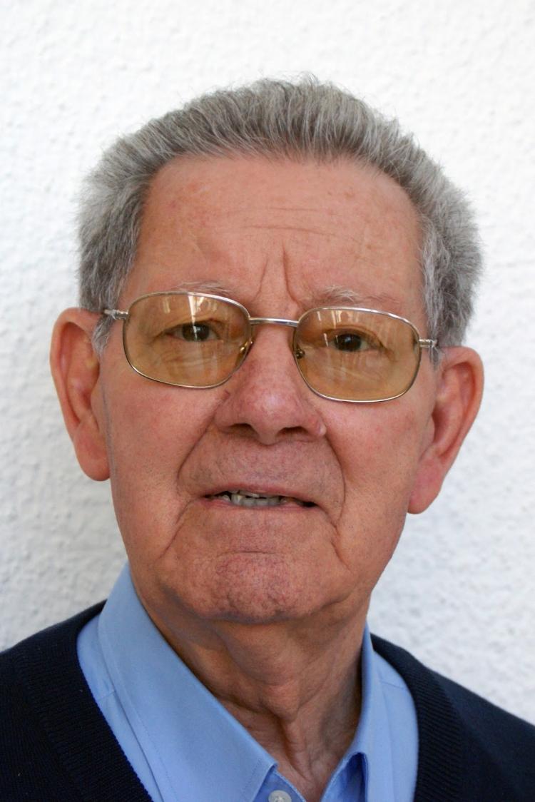 Antonio Calero de los Ríos, salesiano sacerdote (1927-2020)