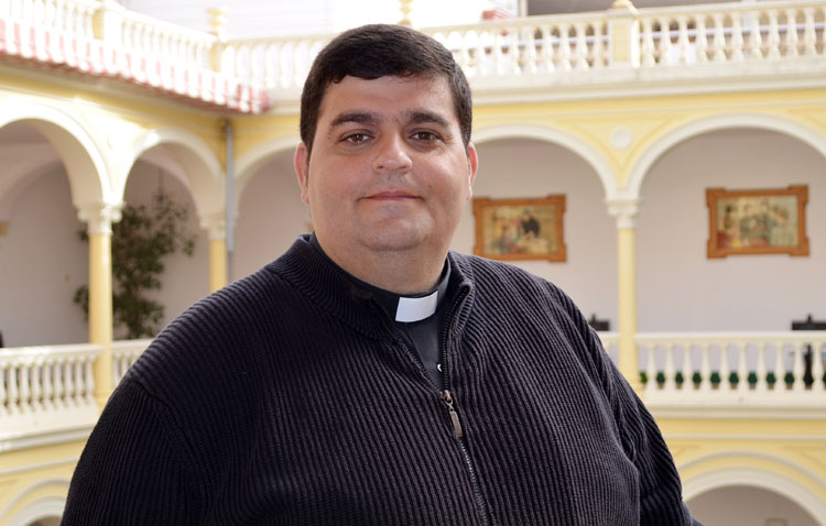 Juan José Gutiérrez Galeote, salesiano sacerdote (1974-2020)