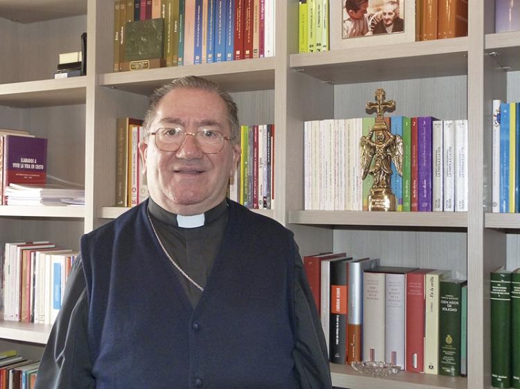 Fallece Monseñor Miguel Asurmendi, obispo salesiano emérito de Vitoria