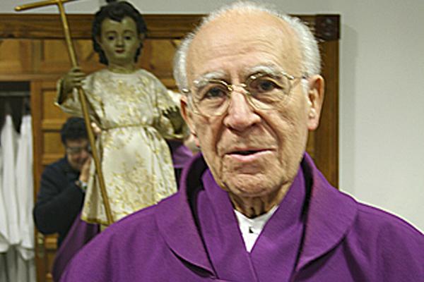 Fallece el salesiano don Antonio Hidalgo de los Santos