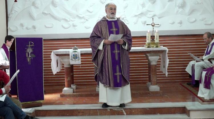 El salesiano Cristóbal López, arzobispo electo de Rabat, se despide de la Inspectoría Salesiana María Auxiliadora