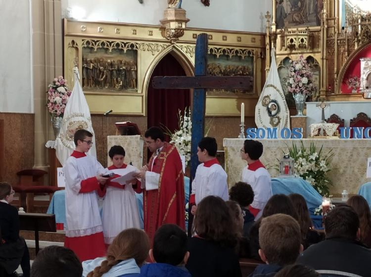 La Cruz de Lampedusa recorre la provincia de Córdoba